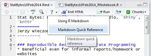 RMarkdown